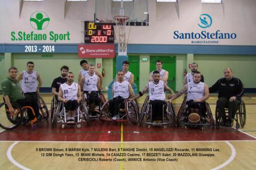 Squadra 2013-2014