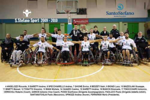 squadra 2014-2015