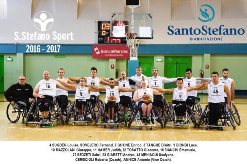 squadra 2016-2017